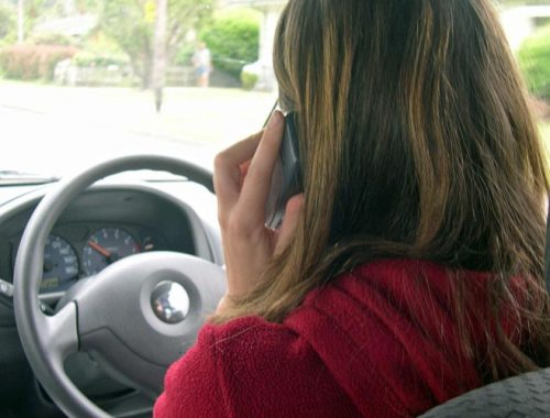 Mobile Phone Use While Driving